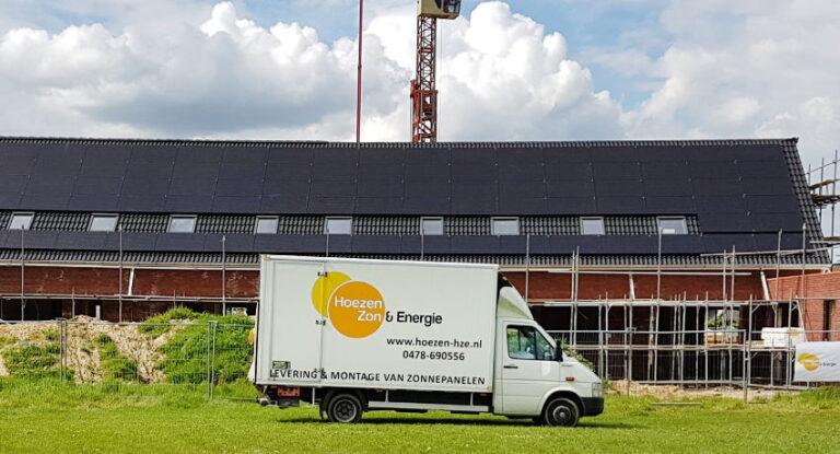 Hoezen Zon en Energie leverancier van zonnepanelen en installateur