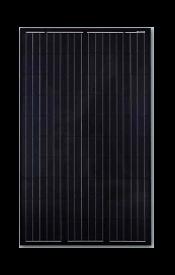 Mono Zwart zonnepaneel