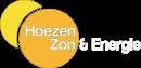 Hoezen LoHoezen zon en energie logo Dia positief